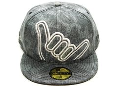 HI Profile Floral Cheehu 59Fifty Fitted Cap by NEW ERA x FITTEDS