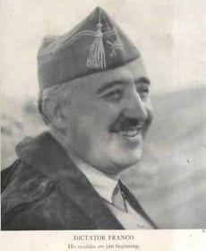 Francisco Franco. N.en El Ferrol.La Coruña 4-12-1892+Madrid 20-11+1975 Killed In Action, Military Coup, Angel Of Death, German Army, Second World, World Leaders, Wwii, Spanish, Education