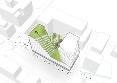 The Masséna Competition Entry / Harmonic + Masson Architects and Comte…