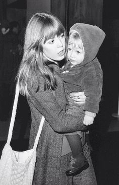 Jenny Boyd and her daughter