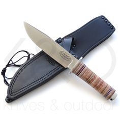 Cuchillo Fallkniven Nl3 Njord Caza Buschcraft Monte - $ 11.400,00 en MercadoLibre