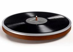 Miniot has created a very minimalist vinyl record player which the development team say finally provides records with the turntable they deserve