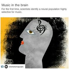"#Repost @mmmmaven with @repostapp.  ""Free Your Mind... and Your Ass Will Follow"" @MIT has discovered a neural population that is highly selective for #music. This would seem to prove beyond a doubt what #Funkadelic proclaimed in 1970.  Music strengthens the #mind #body and #soul.  Find the link in our bio for the full report [and video!] from our neighbors at the #Masschusetts Institute of #Technology.  #music #technology #education #cambma #cambridge #centralsquare #community #musiced…"