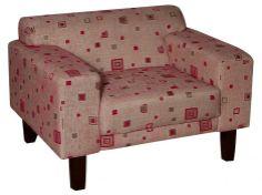 Poltrona Decorativa American Comfort Crys - Poltrona Decorativa - Magazine Luiza