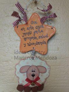 borreguito de la suerte Christmas 2017, Christmas Crafts, Christmas Ornaments, Diy And Crafts, Arts And Crafts, Pasta Flexible, Vintage Paper, Sheep, Maya