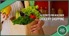 Have you ever gone to the grocery store intending to buy healthier foods, only to end up filling your cart with junk food? Put an end to that with these brilliant tips on how to shop healthy! #fashion #style #stylish #love #me #cute #photooftheday #nails #hair #beauty #beautiful #design #model #dress #shoes #heels #styles #outfit #purse #jewelry #shopping #glam #cheerfriends #bestfriends #cheer #friends #indianapolis #cheerleader #allstarcheer #cheercomp  #sale #shop #onlineshopping #dance…