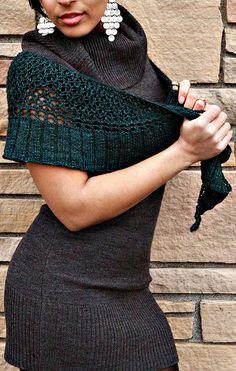 Ravelry: Charlize pattern by Vanessa Smith