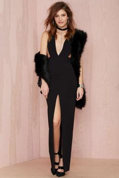 Solace Irving Cutout Dress - Dresses