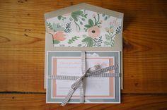 Wisconsin-Themed Wedding Invitation Suite   Wisconsin Bride Magazine