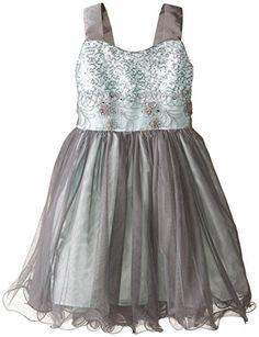 Bonnie Jean Big Girls' Sequin To Tulle Dress, Grey, 10 Bonnie Jean http://www.amazon.com/dp/B00WWSPELI/ref=cm_sw_r_pi_dp_kzbswb0EE2G9Z