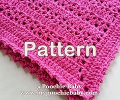 Make a blanket with one skein of yarn