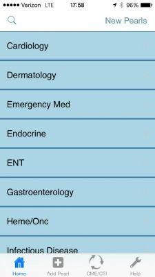 Un recordatorio en tu bolsillo para la práctica de #medicina basada en evidencias. #app #mhealth #eHealth #tecnologia #eSalud