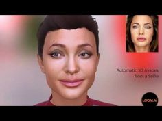 Loom.ai can automatically create a 3D avatar of your face from a single selfie   GamesBeat   Games   by Dean Takahashi