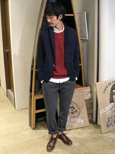 JOURNAL STANDARD 表参道 スタッフAさんのコーディネート-ファッションコーディネート-WEAR