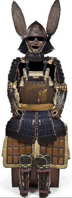 Opinions needed.   Nihon-No-Katchu Samurai Armour Forum