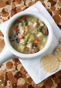 Pot Pie Soup (Grain-Free)