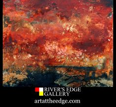 Encaustic Painting, Wax, Old Things, Fire, Artists, Shape, Website, Canvas, Gallery