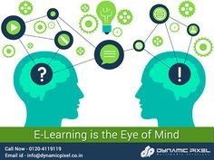 E-Learning is the Eye of Mind