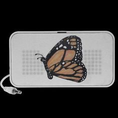Monarch Butterfly Mini Speaker by Natural View $35.95