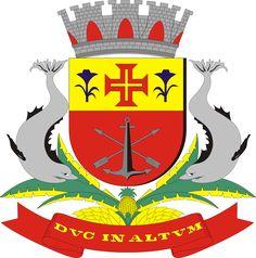 Caraguatatuba Coat of Army - Brazil
