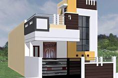 - Her Crochet House Front Wall Design, Single Floor House Design, Two Story House Design, House Outside Design, Bungalow House Design, Small House Design, Modern House Design, Model House Plan, House Design Pictures