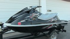 2010 Yamaha VX Deluxe 4-STROKE jet ski & trailer. For sale by owner...SOLD! www.HelpSellMyRV.com Louisville Kentucky 502-645-3124