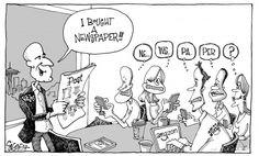 The best editorial cartoons of 2013 (so far) - The Washington Post