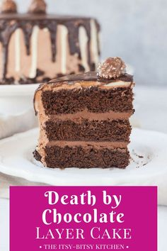 Death by chocolate c
