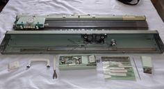 I have this one Brother KH-551 knitting Machine