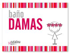 1000 images about carteles para ba os on pinterest black - Carteles para banos ...