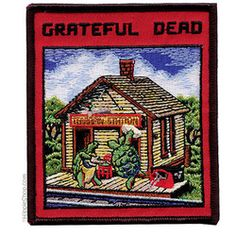 Grateful Dead - Terrapin Station Patch