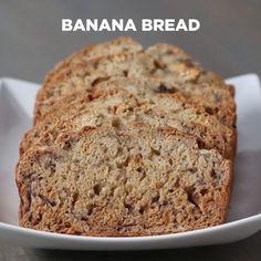 Banana Bread Recipe by Tasty
