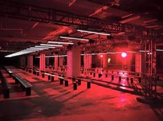 3.1 Phillip Lim - FW16 Collection Show Set and Lighting Effects