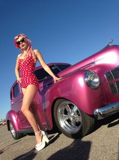 12 best dresses for taking pictures with classic cars images | pin