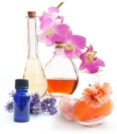 Great perfume recipes...so easy to make!