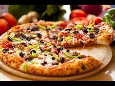 طريقة عمل البيتزا على طريقة الشيف الشربينى  Matbakh Nana