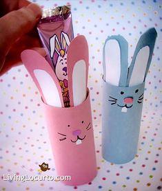 6. Lapin - 10 bricolages de Pâques