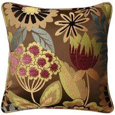 Esta eu vou ter de comprar! Não vai dar pra resistir. Cores quentes para deixar o sofá mais quentinho no inverno. E a textura do chenille é aconchego puro.