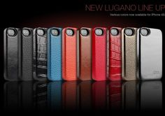 Leather Cases for iPhone 4/4S Lugano Series. Follow AnnabelRodz for more pins!