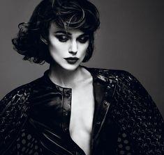 Keira Knightley per Interview Magazine April 2012