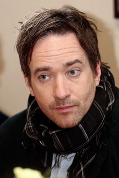 Actor Matthew Macfadyen on set during the filming of movie 'Epic' on February 27, 2013 in Frankfurt am Main, Germany.  (February 26, 2013 - Source: Hannelore Foerster/Getty Images Europe)