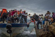 Refuge In Lesbos