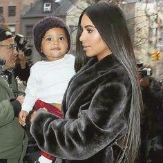 "617.8k Likes, 2,458 Comments - Kim Kardashian West (@kimkardashian) on Instagram: ""My little man"""
