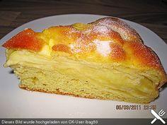 Illes 'spritziger' versunkener Apfelkuchen, ein beliebtes Rezept aus der Kategorie Kuchen. Bewertungen: 50. Durchschnitt: Ø 4,4.