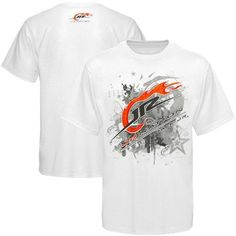 NASCAR Chase Authentics Dale Earnhardt Jr. Nation Draft T-Shirt - White (Large) by Football Fanatics. $24.95. Chase Authentics Dale Earnhardt Jr. Nation Draft T-Shirt - WhiteOfficially licensed Dale Earnhardt Jr. teeImportedScreen print graphics on front and back100% Pre-shrunk cotton100% Pre-shrunk cottonScreen print graphics on front and backImportedOfficially licensed Dale Earnhardt Jr. tee