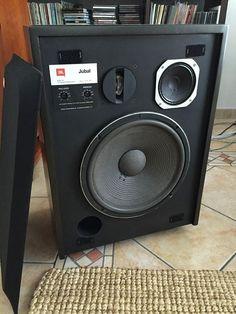 Audiophile Speakers, Monitor Speakers, Hifi Stereo, Bookshelf Speakers, Hifi Audio, Audio Speakers, Vintage Classics, Retro Vintage, Hifi Music System
