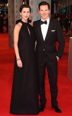 Benedict Cumberbatch is a dad!  Benedict and Sophie welcome their son into the world.  Congratulations Ben and Sophie!!