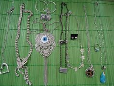 Variety of jewelry!