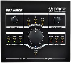 Drawmer CMC2 – Thomann UK Studio Interior, Smartphone