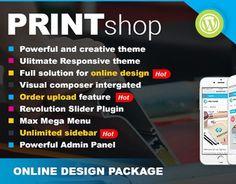 "Check out new work on my @Behance portfolio: ""Wordpress Printshop Website Theme"" http://be.net/gallery/35005617/Wordpress-Printshop-Website-Theme"